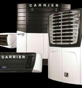 Рефрижераторы CARRIER от 10 до 90 кубов