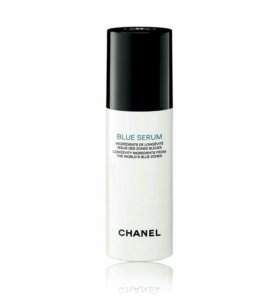 Сывортока Blue Serum Chanel