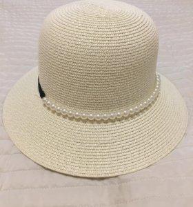 Новая пляжная шляпа