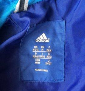 Adidas пуховик