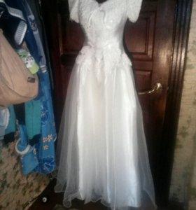 Платье сваднбное