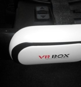 VR Box Очки виртуальной реальности+пульт в подарок