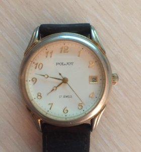 Часы Poljot 17 jewels (ссср)