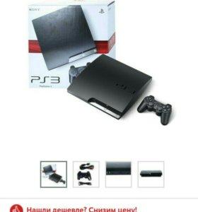 Игровая консоль PlayStation 3 Sony CECH-3008A 160G
