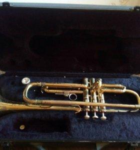 Труба духовая музыкальная