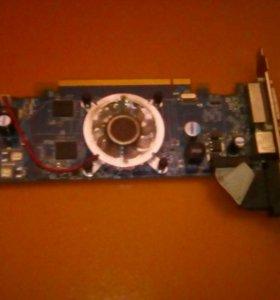 Видеокарта ATI Radeon 2400 hd pro 3 шейдеры