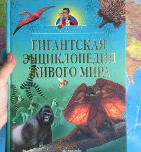 Гигантская энциклопедия животного мира.
