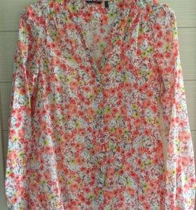Блуза Massimo Dutti размер S