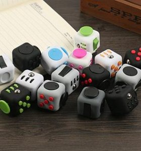 Кубики антистресс.
