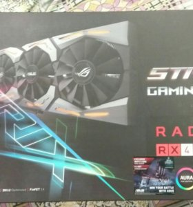 Asus rx480 8gb Strix