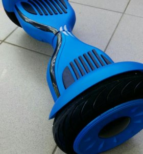 Гироскутер 10.5 синий матовый