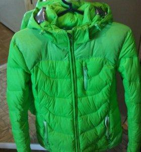 Куртка горнолыжная (Зима)