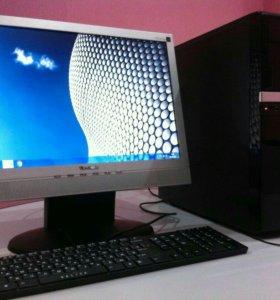 Компьютер для игр и работы полный комплект