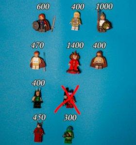 Lego Star Wars / Super Heroes