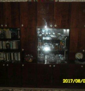 Стенка из 4-х шкафов