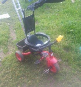 Детский 3-х колечный ыелосипед
