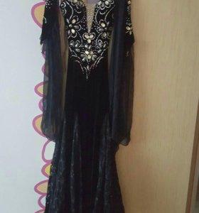 Бальное платье!!!