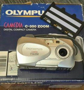 Фотоаппарат Olympus Camedia C-350 Zoom