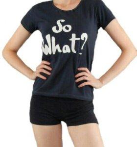 Крутая футболка, новая