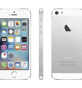 iPhone 5S 64g.White📱.LTE.