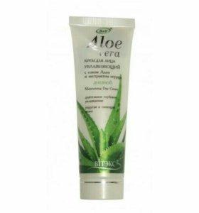 Крем Aloe Vera увлажняющий дневной