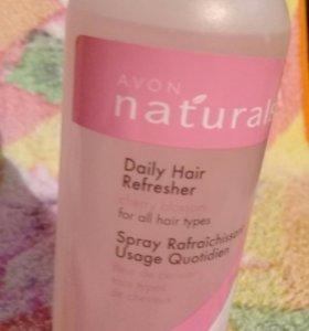 Освежающий спрей для волос