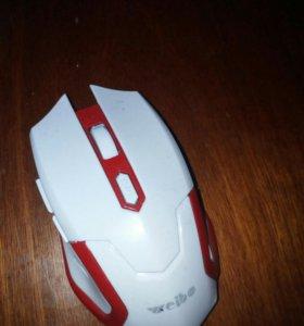Без провадная мышь
