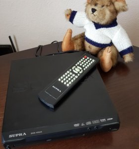 DVD видеоплер SUPRA DVS-105US