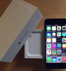 iPhone 6 Space Gray 16 ГБ