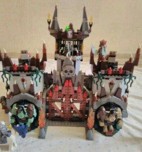 LEGO 7097 и в подарок LEGO 7040