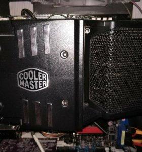 Процессор  Core i7-960 с кулером башенным