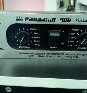 Усилитель Palladium 400 Vintage