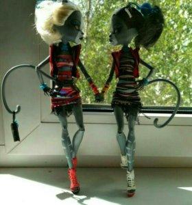 Кукла Пурсифона и мяулодия зомбишейк
