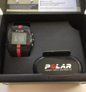 Спортивные часы Polar FT7
