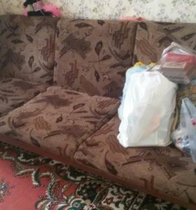 Диван два кресла шкаф и др