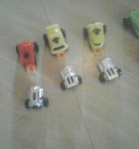 Машины коллекционные