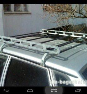 Багажник верхний на ВАЗ 063