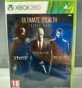 Xbox 360,3 в 1