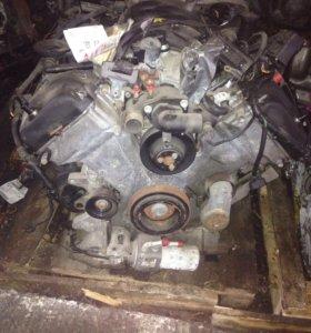 Мотор jaguar s-type 4,2 hb