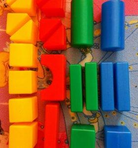 Кубики (крупный конструктор)