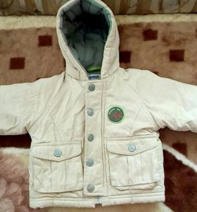 Куртка на мальчика 3 9 месяцев