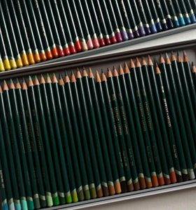 Цветные карандаши 72 цвета DERWENT