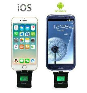 IPEGA алкотестер для Apple и Android