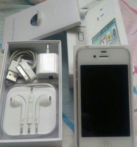 IPhone 4S. 32gb