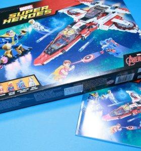 Lego Super Heroes 76049