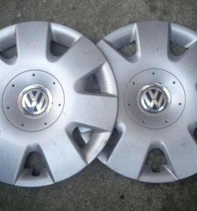 Оригинальные колпаки от VW Polo