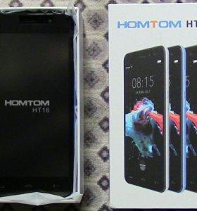 смартфон Homtom HT16 новый