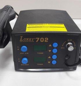 Станция паяльная LUKEY-702