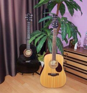 Гитара 6-ти и 12-ти струнная