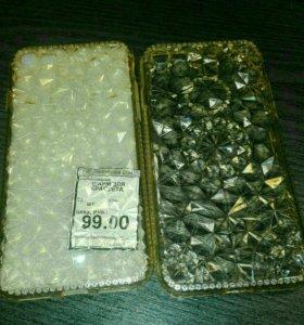 Чехол для 7 7 s apple iphone gold